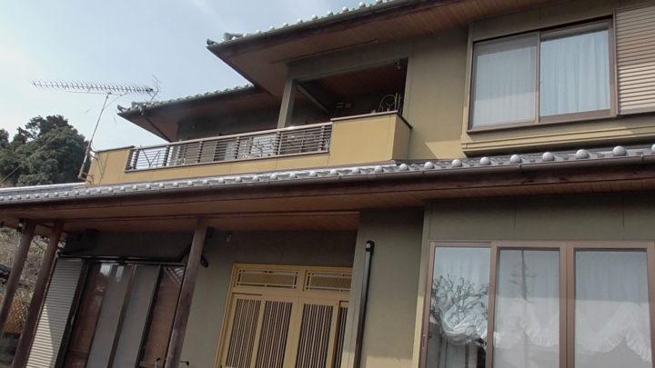 【四條畷市】O様邸 |四條畷 門真 寝屋川 外壁塗装・屋根塗装 アビリティペイント