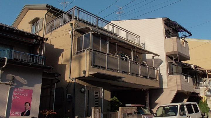 【四條畷市】Y様邸 |四條畷 門真 寝屋川 外壁塗装・屋根塗装 アビリティペイント