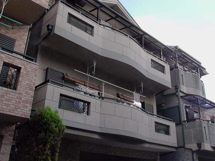 【大東市】H様邸 |四條畷 門真 寝屋川 外壁塗装・屋根塗装 アビリティペイント  施工前