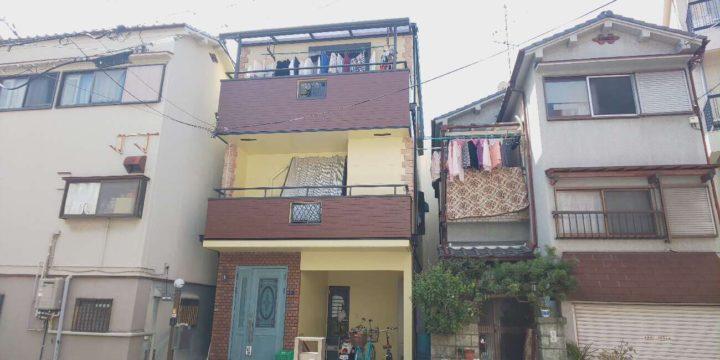 【門真市】K様邸|四條畷 門真 寝屋川 外壁塗装・屋根塗装 アビリティペイント  施工後