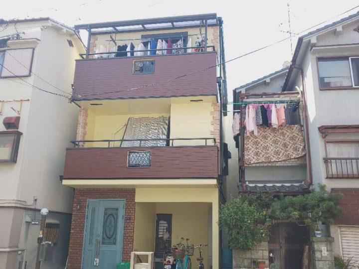 【門真市】K様邸|四條畷 門真 寝屋川 外壁塗装・屋根塗装 アビリティペイント