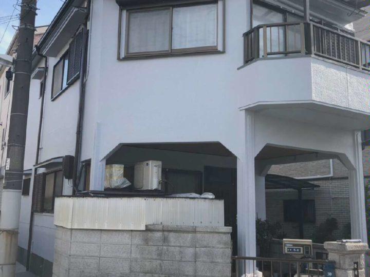 【門真市】D様邸 |四條畷 門真 寝屋川 外壁塗装・屋根塗装 アビリティペイント