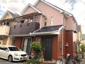 【四條畷市】H様邸 |四條畷 門真 寝屋川 外壁塗装・屋根塗装 アビリティペイント
