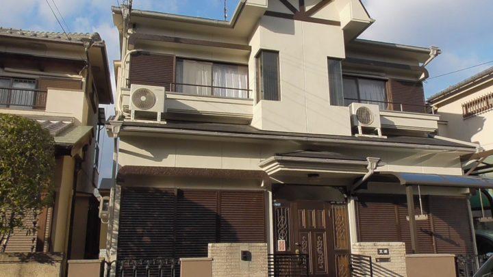 【門真市】A様邸|四條畷 門真 寝屋川 外壁塗装・屋根塗装 アビリティペイント  施工後