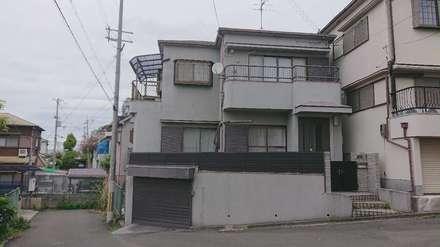 【大東市】Y様邸 |四條畷 門真 寝屋川 外壁塗装・屋根塗装 アビリティペイント  施工前