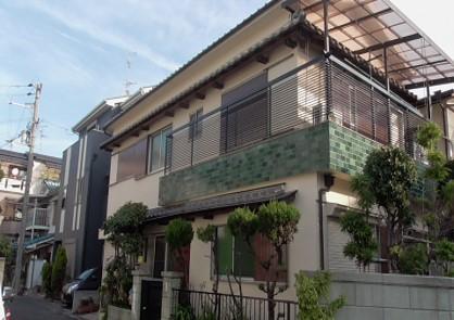 【寝屋川市】N様邸 |四條畷 門真 寝屋川 外壁塗装・屋根塗装 アビリティペイント