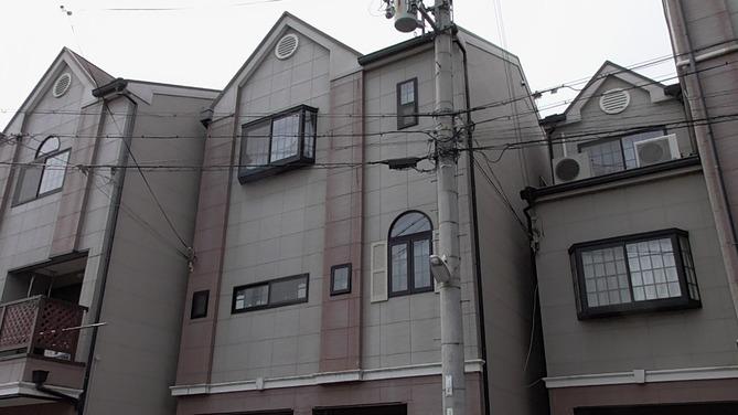 【寝屋川市】K様邸 |四條畷 門真 寝屋川 外壁塗装・屋根塗装 アビリティペイント  施工前