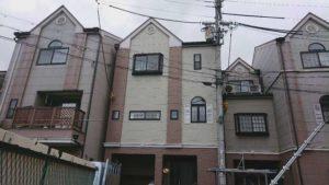 【寝屋川市】K様邸 |四條畷 門真 寝屋川 外壁塗装・屋根塗装 アビリティペイント