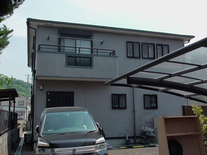 【四條畷市】M様邸 |四條畷 門真 寝屋川 外壁塗装・屋根塗装 アビリティペイント  施工前