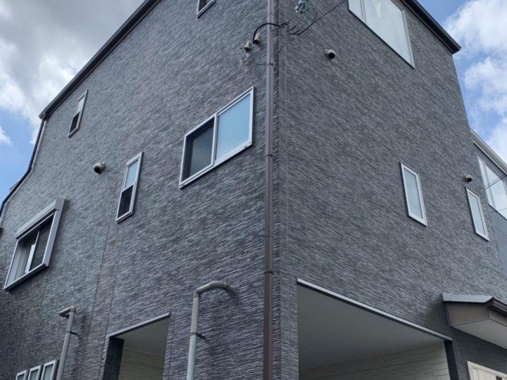 【摂津市】K様邸 |四條畷 門真 寝屋川 外壁塗装・屋根塗装 アビリティペイント