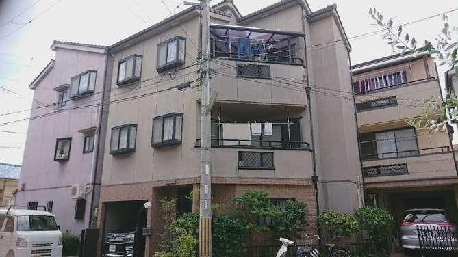 【門真市】T様邸 |門真 四條畷 寝屋川 外壁塗装・屋根塗装 アビリティペイント 施工前
