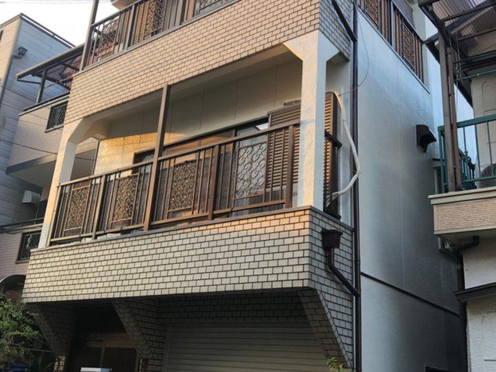 【守口市】N様邸 |門真 四條畷 寝屋川 外壁塗装・屋根塗装 アビリティペイント