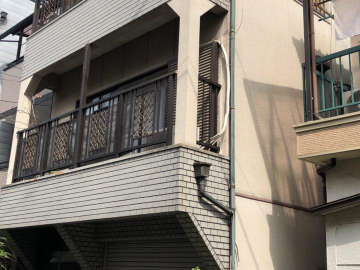 【守口市】N様邸 |門真 四條畷 寝屋川 外壁塗装・屋根塗装 アビリティペイント 施工前