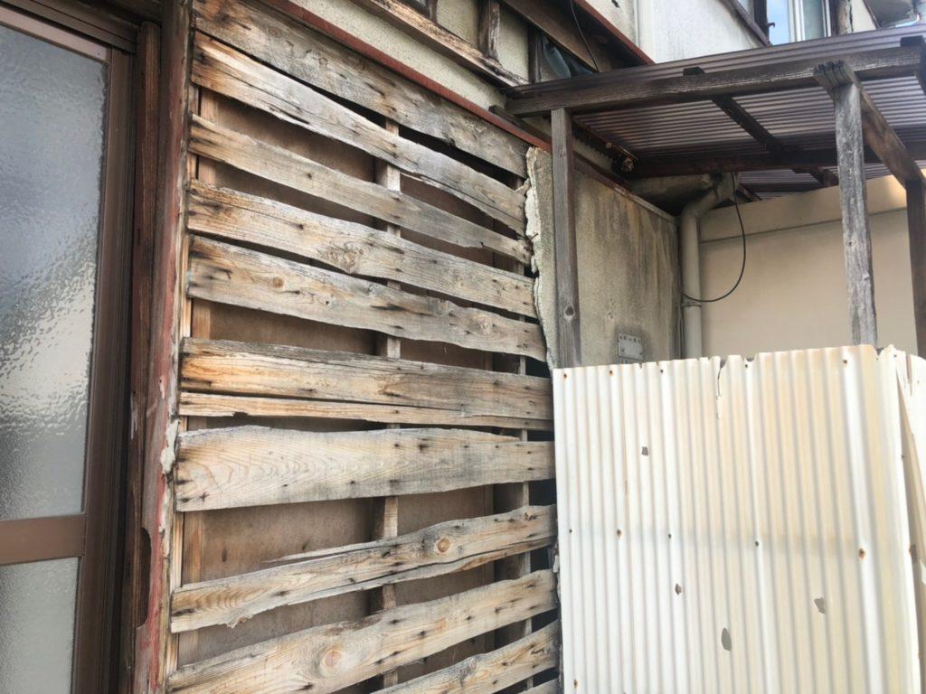 四條畷市の外壁塗装
