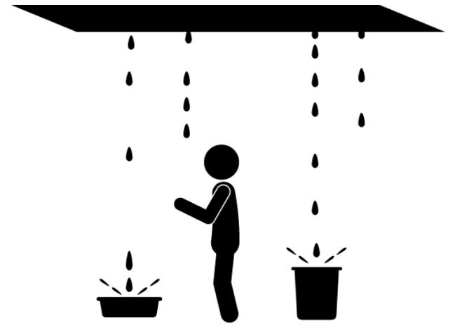 門真市の雨漏れ診断