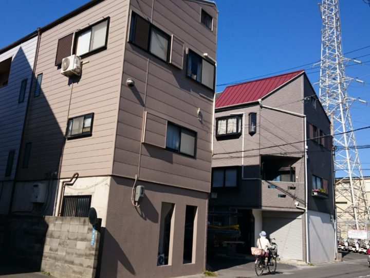 【門真市】N様邸 |門真 四條畷 寝屋川 外壁塗装・屋根塗装 アビリティペイント