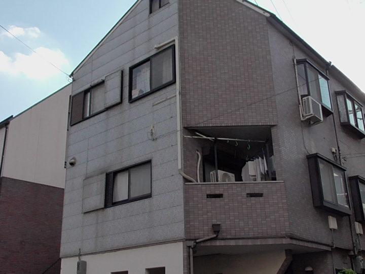 【門真市】N様邸 |門真 四條畷 寝屋川 外壁塗装・屋根塗装 アビリティペイント 施工前