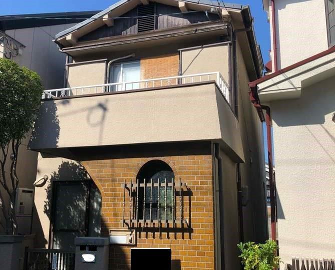 【大東市】M様邸 |四條畷 門真 寝屋川 外壁塗装・屋根塗装 アビリティペイント 施工前