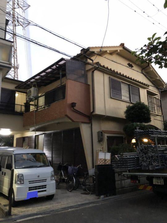 【東大阪市】K様邸|四條畷 門真 寝屋川 外壁塗装・屋根塗装 アビリティペイント 施工後