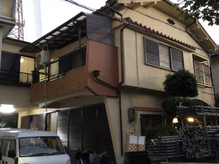 【東大阪市】K様邸|四條畷 門真 寝屋川 外壁塗装・屋根塗装 アビリティペイント