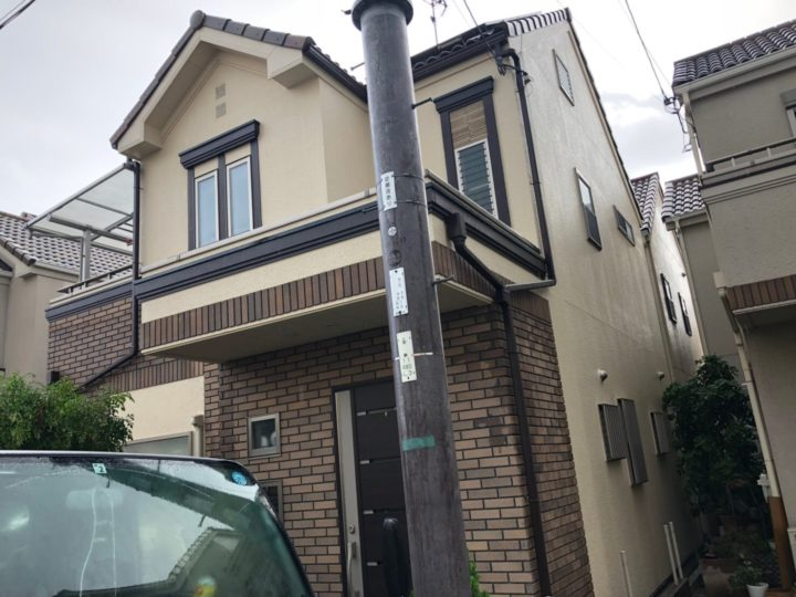 【東大阪市】M様邸 |四條畷 門真 寝屋川 外壁塗装・屋根塗装 アビリティペイント