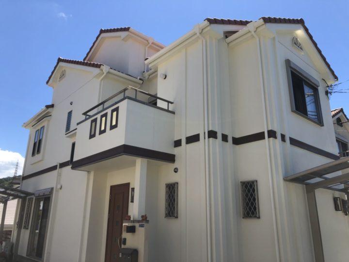 【四條畷市】U様邸 |四條畷 門真 寝屋川 外壁塗装・屋根塗装 アビリティペイント