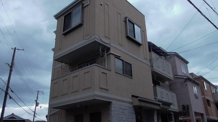 【門真市】S様邸 |四條畷 門真 寝屋川 外壁塗装・屋根塗装 アビリティペイント