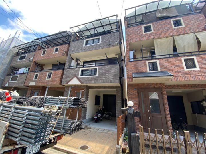 【東大阪市】N様邸 |四條畷 門真 寝屋川 外壁塗装・屋根塗装 アビリティペイント