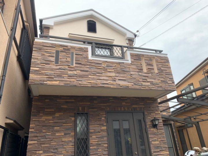【四條畷市】K様邸 |四條畷 門真 寝屋川 外壁塗装・屋根塗装 アビリティペイント