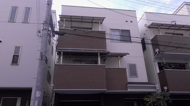 【門真市】I様邸 |四條畷 門真 寝屋川 外壁塗装・屋根塗装 アビリティペイント