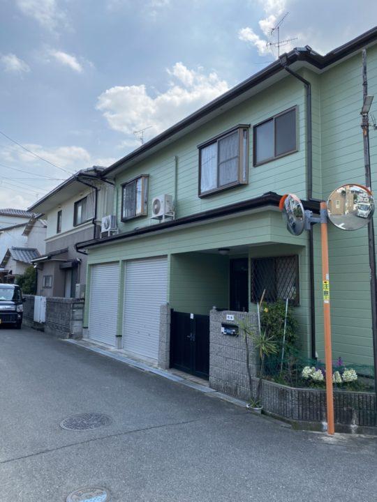 【大東市】K様邸 |四條畷 門真 寝屋川 外壁塗装・屋根塗装 アビリティペイント