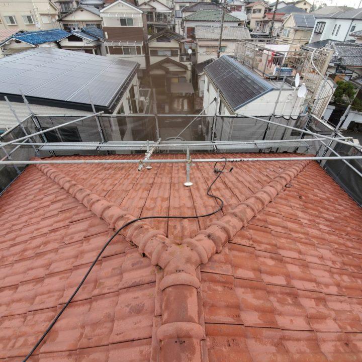 【寝屋川市】T様邸 |寝屋川 屋根塗装・付帯部塗装・雨漏り補修 アビリティペイント