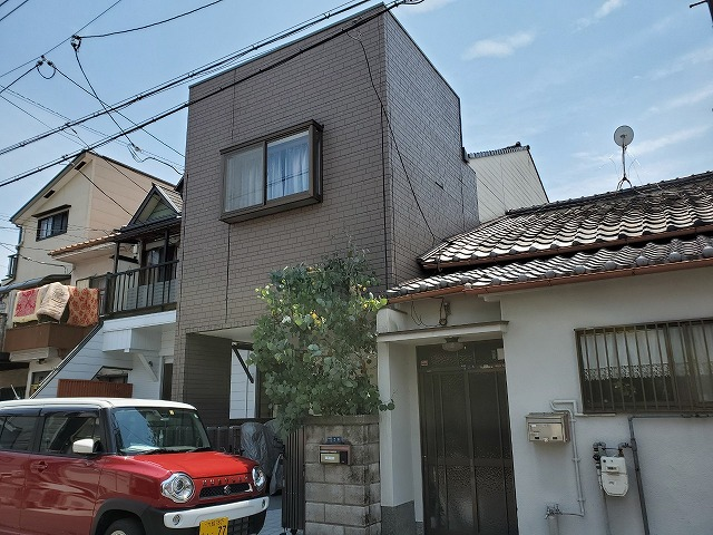 【守口市】S様邸 |守口市 外壁塗装・屋根塗装・付帯部塗装・シール工事 アビリティペイント