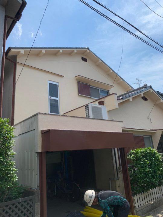 【大東市】K様邸 |大東市 外壁塗装・付帯部塗装 アビリティペイント