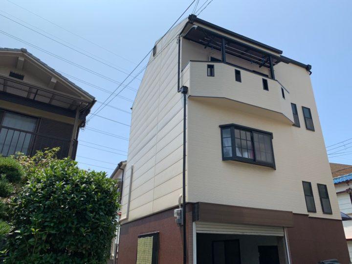 【四條畷市】K様邸  四條畷市 外壁塗装・屋根塗装・付帯部塗装 アビリティペイント