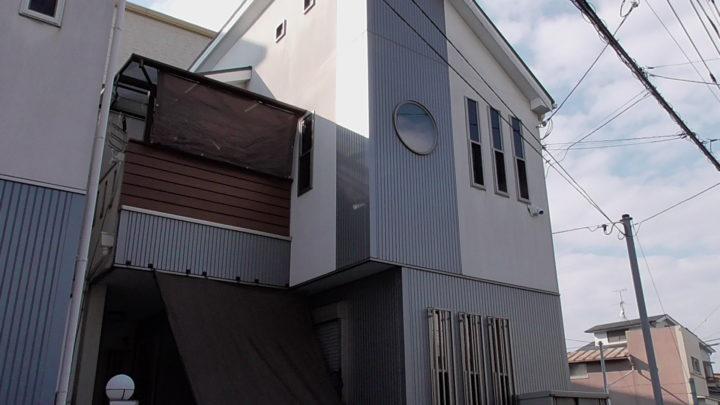【門真市】T様邸 |門真市 外壁塗装・付帯部塗装・屋根工事