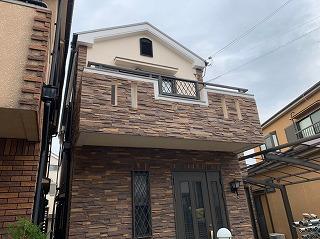 四條畷市K様邸 外壁と屋根・ベランダ防水を依頼・・・