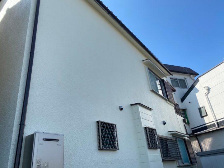 四條畷市Y様 築40年の劣化している古家をとても綺麗に塗装工事をして頂き有難うございました。