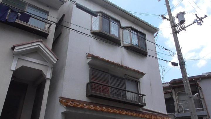 【門真市】T様邸|門真 外壁・付帯部塗装・クラック補修 アビリティペイント