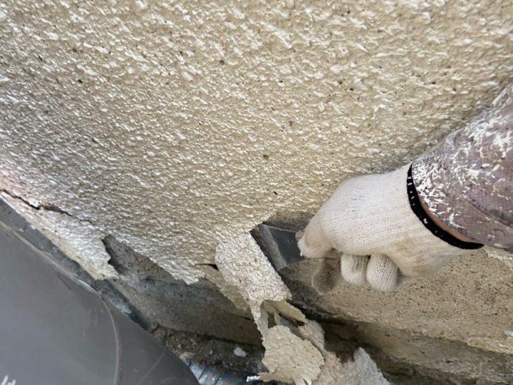 外壁塗装 補修 ケレン