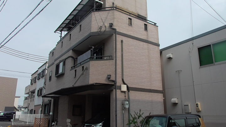 【門真市】K様邸|門真 外壁塗装・屋根塗装・シール工事・防水工事 アビリティペイント