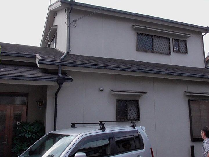 寝屋川市K様 寝屋川 門真 四條畷 外壁塗装 屋根塗装 アビリティペイント 施工前