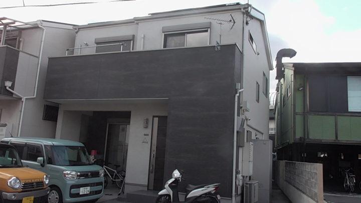 【門真市】K様邸|門真 外壁塗装・付帯部塗装・シール工事・防水工事 アビリティペイント