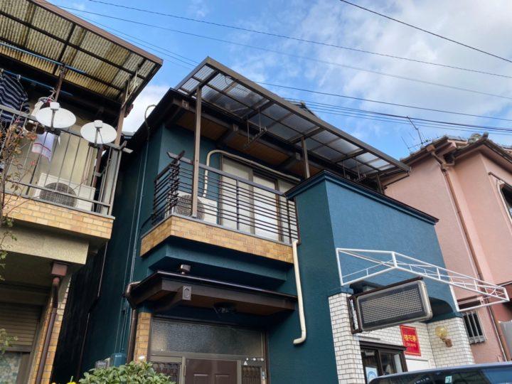 【四條畷市】Y様邸| 外壁塗装・付帯部塗装・防水工事 アビリティペイント