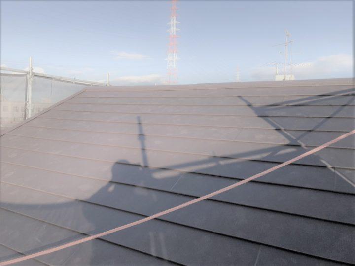 屋根葺き替え工事 施工完了
