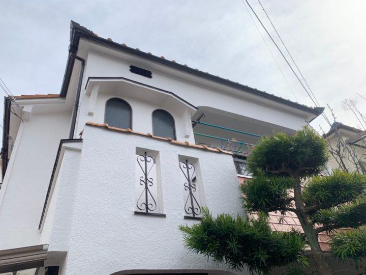 大東市S様 大東市 外壁塗装 屋根塗装 付帯部工事 アビリティペイント 施工後