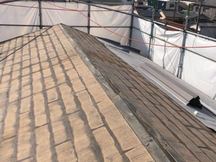 屋根 カバー工事 施工前