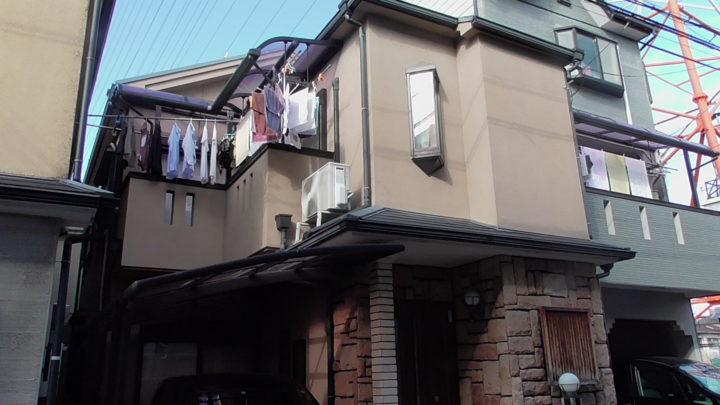 【四條畷市】K様邸|四條畷 屋根塗装・外壁塗装・付帯部塗装・防水工事 アビリティペイント