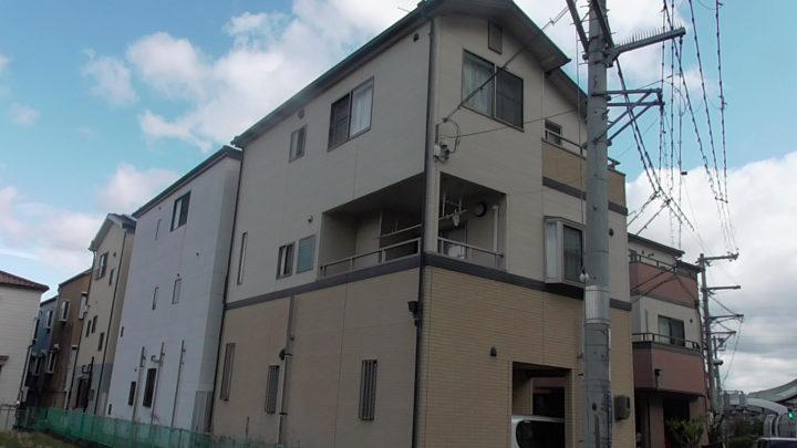 【門真市】I様邸|門真 屋根塗装・外壁塗装・付帯部塗装・シール工事 アビリティペイント