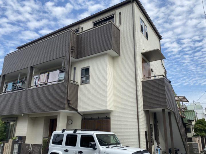 【大東市】K様邸|大東 外壁塗装・屋根塗装・付帯部塗装・防水工事 アビリティペイント